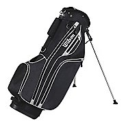 Mens Wilson Lite Carry Golf Bag Fitness Equipment