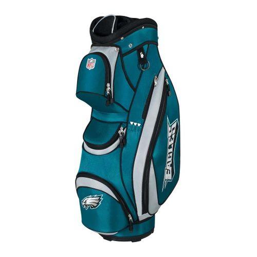 Wilson Golf NFL Golf Cart Bag Fitness Equipment - Eagles