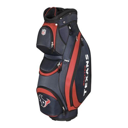 Wilson Golf NFL Golf Cart Bag Fitness Equipment - Texans