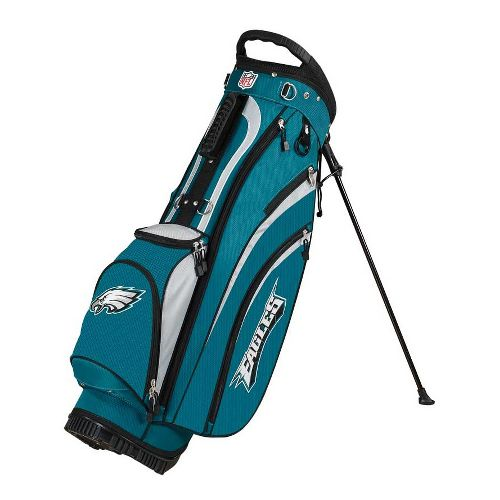 Wilson Golf NFL Carry Bags - Eagles