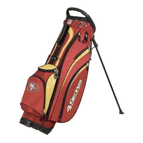Wilson Golf NFL Carry Bags - Forty Niners