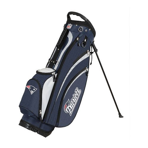 Wilson Golf NFL Carry Bags - Patriots