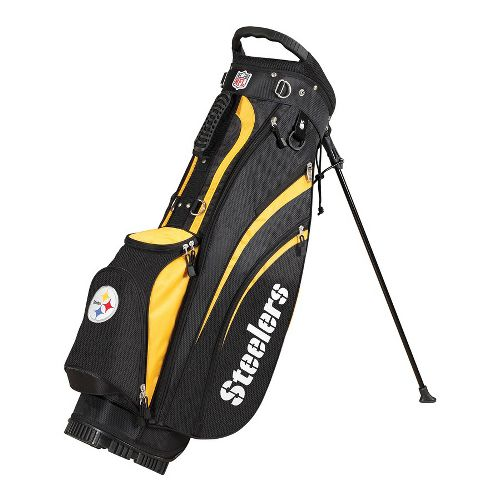 Wilson Golf NFL Carry Bags - Steelers