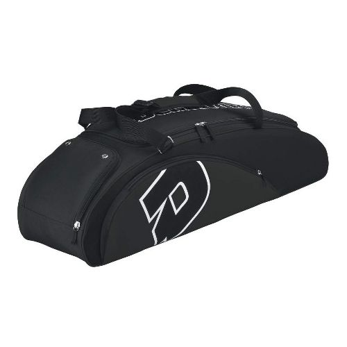 Wilson DeMarini Vendetta Baseball Bag - Black