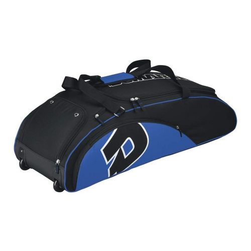 Wilson Demarini Vendetta Wheel Baseball Bag - Royal Blue