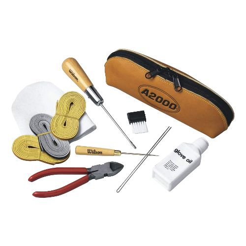 Wilson A2000 Glove Care Kit Fitness Equipment - null