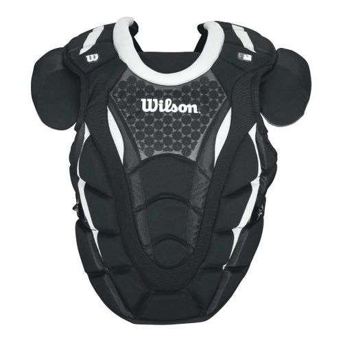 Wilson ProMotionBaseball Chest Protector Safety - Black