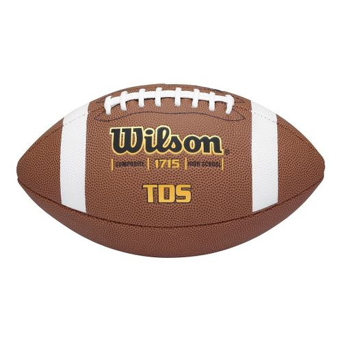 Wilson Official Size Composite Football Fitness Equipment - null
