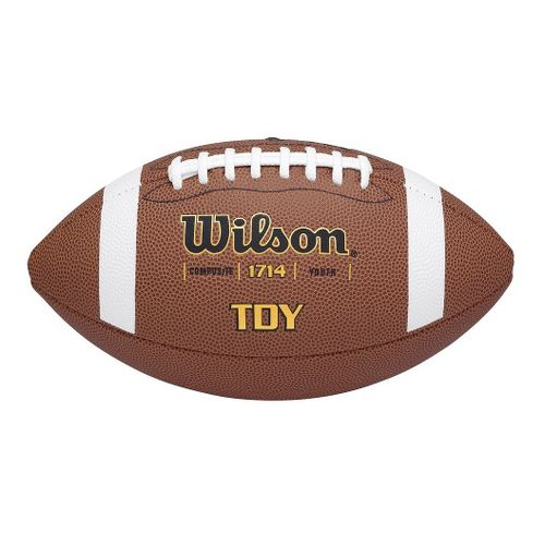 Wilson TDY Composite Game Football Fitness Equipment - null