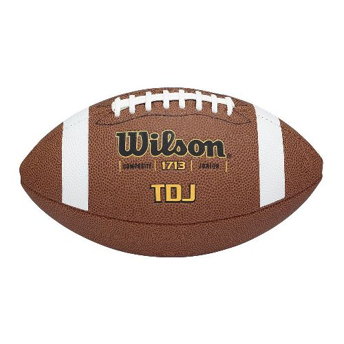 Wilson TDJ Composite Game Football Fitness Equipment - null
