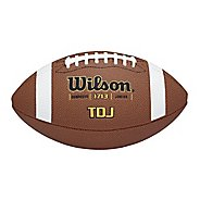 Wilson TDJ Composite Game Football Fitness Equipment