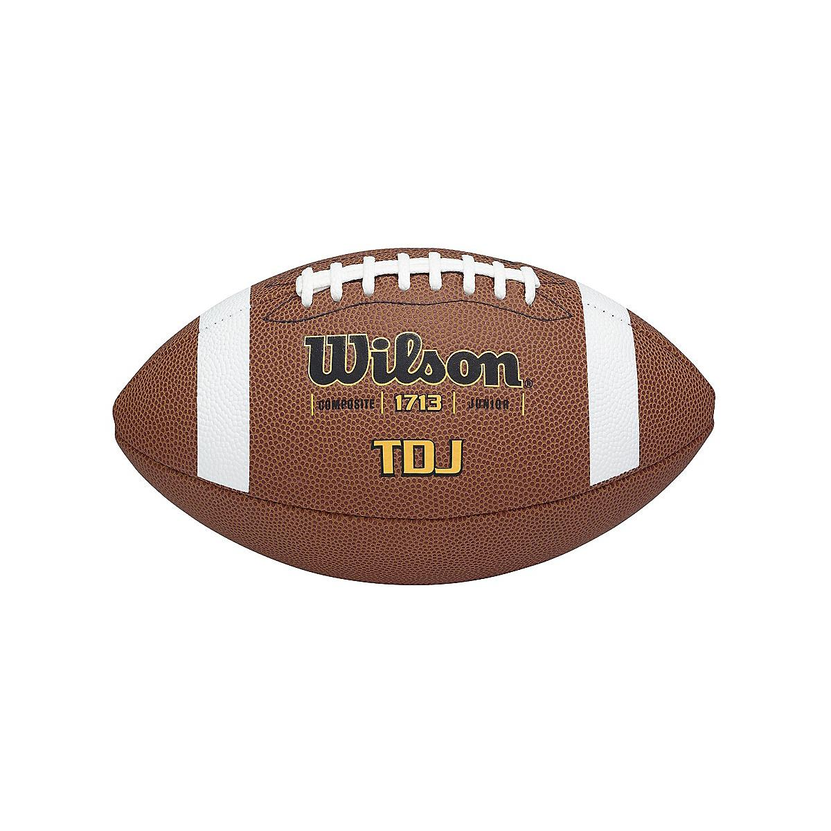 Wilson�TDJ Composite Game Football