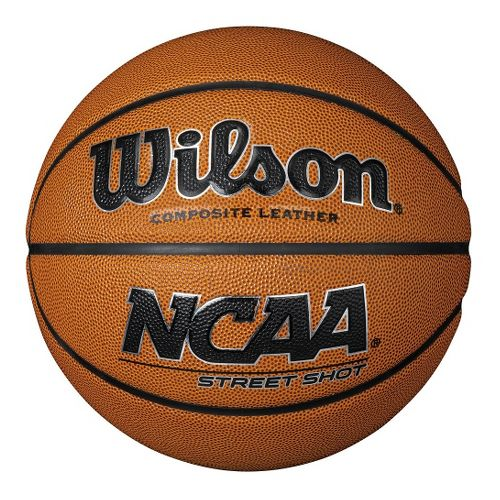 Wilson Street Shot Basketball Fitness Equipment - Brown 27