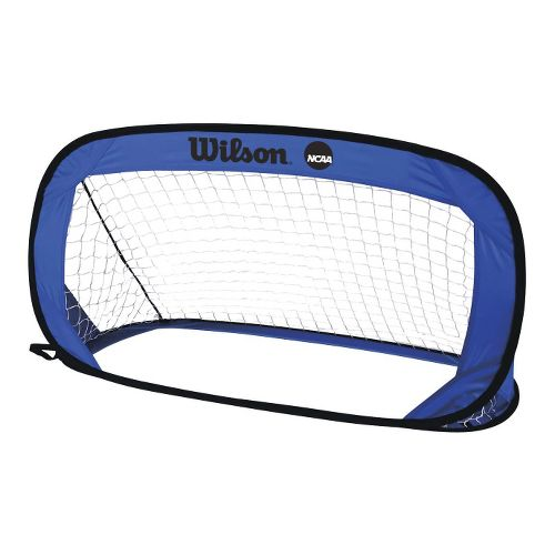 Wilson NCAA Go Quick Goal Fitness Equipment - Blue/Black