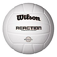 Wilson Reaction Indoor Volleyball Fitness Equipment