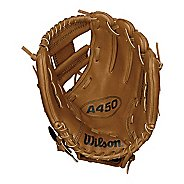 Wilson A450 All Positions Baseball Glove 10.75 Inches Fitness Equipment