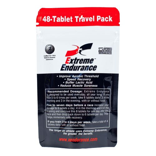 Xendurance Extreme Endurance Travel Pack 48 count Nutrition - null