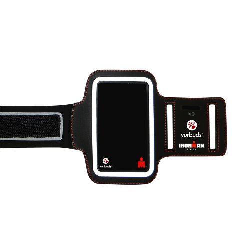 Yurbuds Ironman Athletic Performance Armband Electronics - Black