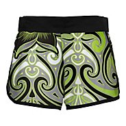 Womens YMX Racing Lined Shorts