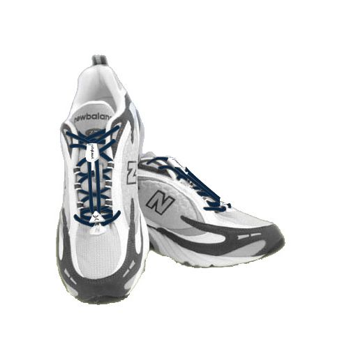 Sporting Innovations Yankz Sure Laces Fitness Equipment - Navy