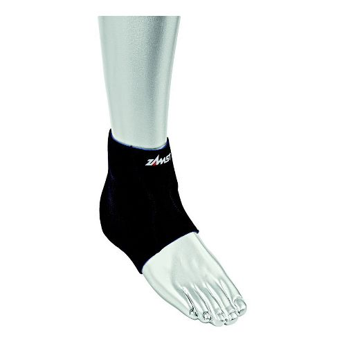 Zamst FA-1 Ankle Support - Light Injury Recovery - Black L