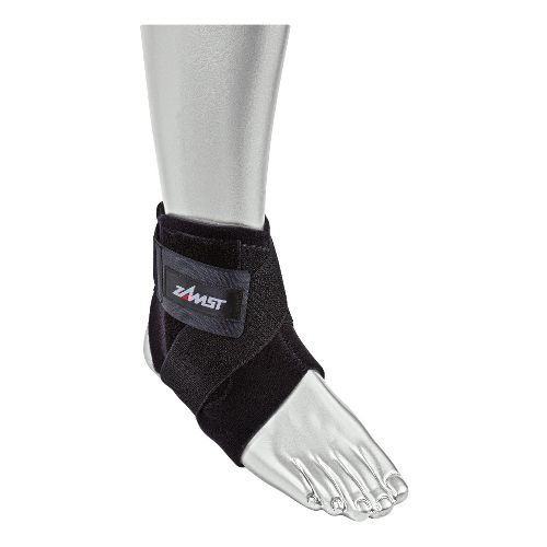 Zamst A1-S Ankle Support - Medium Injury Recovery - Black/Left L