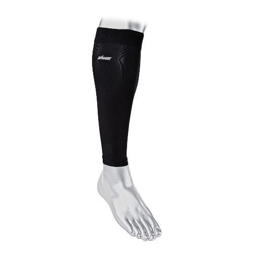 Zamst LC-1 Calf Sleeve Pair Injury Recovery - Black XL