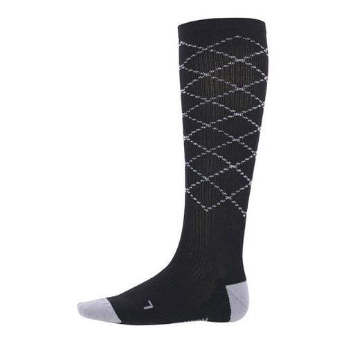 Zensah Compression Socks - Argyle S
