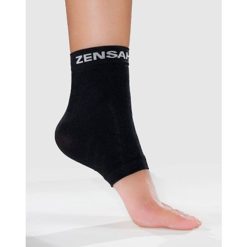 Zensah Ankle Support Injury Recovery - Black L/XL
