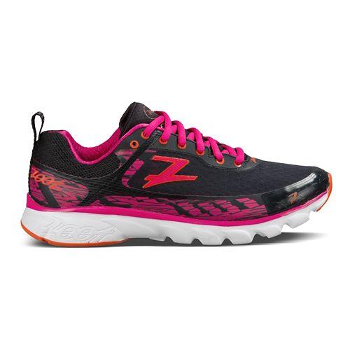 Womens Zoot Solana Running Shoe - Black/Pink 8.5