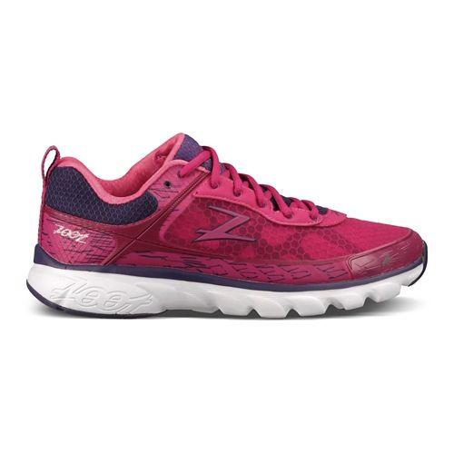 Womens Zoot Solana Running Shoe - Pink/Purple 10.5