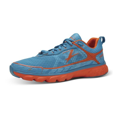 Womens Zoot Solana Running Shoe - Splash/Flame 8.5