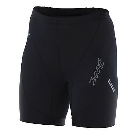 "Womens Zoot Performance COMPRESSRx 6"" Short Fitted Shorts"