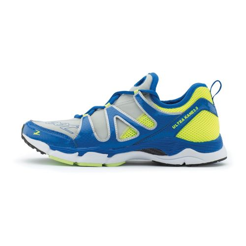 Mens Zoot Ultra Kane 3.0 Running Shoe - Blue/Yellow 7.5
