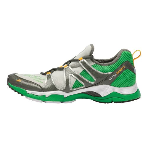 Mens Zoot Ultra Kane 3.0 Running Shoe - Grey/Green 7.5