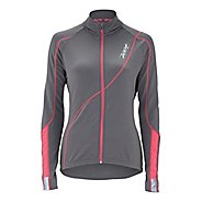 Womens Zoot Performance Cycle Thermo MegaHeat Jersey Short Sleeve Technical Tops