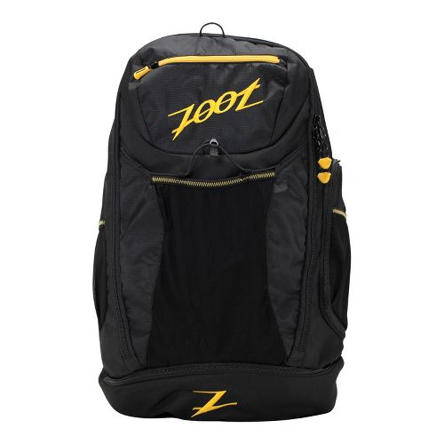 Zoot Performance Transition Bag Bags - Black/Zoot Yellow