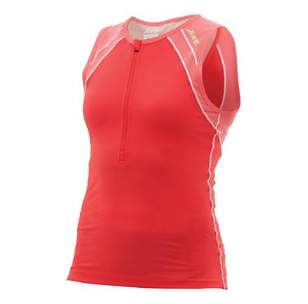 Womens Zoot Performance Tri Tank Sport Top Bras