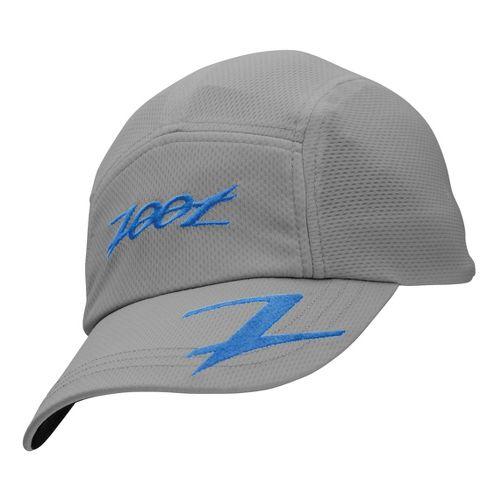 Zoot Performance Ventilator Cap Headwear - Graphite/Zoot Blue