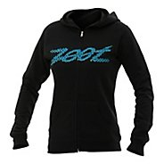 Womens Zoot Spot On Zip Hoodie Running Jackets