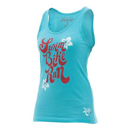 Womens Zoot Swim Bike Run Tank Tanks Non-Technical Tops
