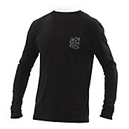 Mens Zoot Tri Cities Long Sleeve Tee Long Sleeve No Zip Technical Tops