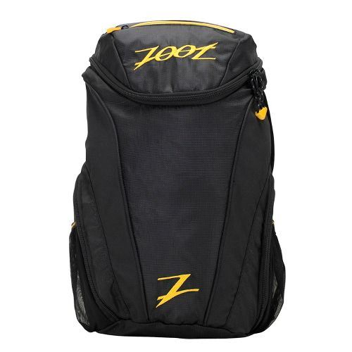 Zoot Performance Sport Pack Bags - Black/Zoot Yellow