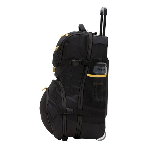 Zoot Ultra Tri Carry On Bag Bags - Black/Zoot Yellow
