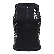 Mens Zoot Ultra Tri Speed Tank Short Sleeve Technical Tops