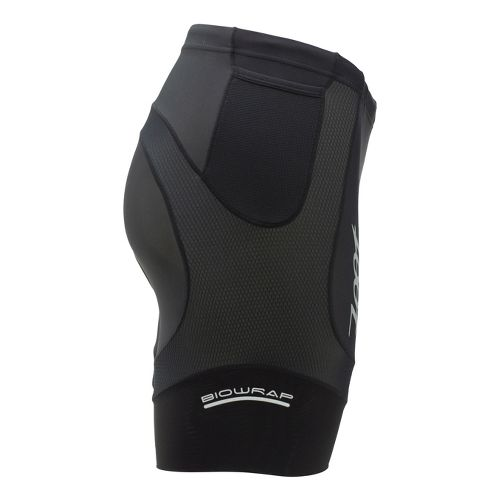 Mens Zoot Performance Tri 6 Inch Fitted Shorts - Black XL