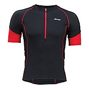 Mens Zoot Active Tri Mesh Jersey Short Sleeve Technical Tops