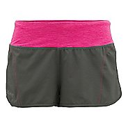 Womens Zoot Performance Run Swift 2 Inch Lined Shorts