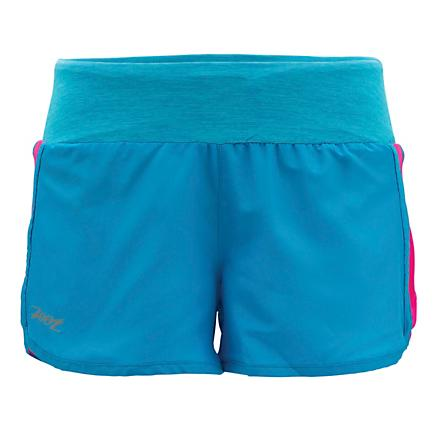 Womens Zoot Performance Run Swift 3 Inch Unlined Shorts