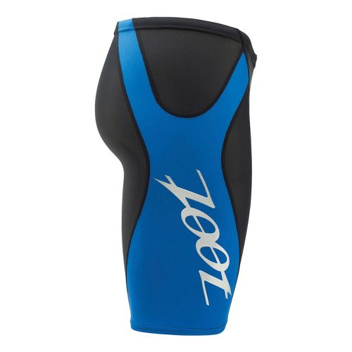 Mens Zoot Performance Jammer Swimming UniSuits - Black/Zoot Blue M